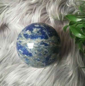 Accents - Genuine lapis lazuli 245 mm mineral ball